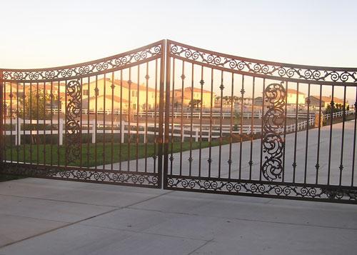 Iron Entry Gates Riverside Moreno Valley Temecula