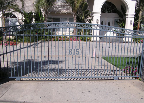 Iron Entry Gates Riverside Moreno Valley Temecula