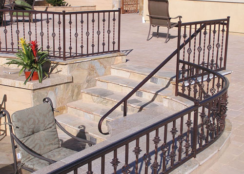 ... Interior Stair Railings · Riverside Balcony Railing · Handicap  Accessible Handrails ...