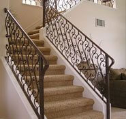 Hemet Stair Railings
