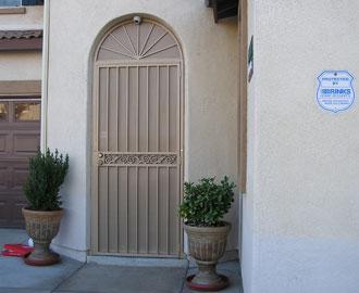 Wrought Iron Fencing Motorized Entry Gates Window Bars