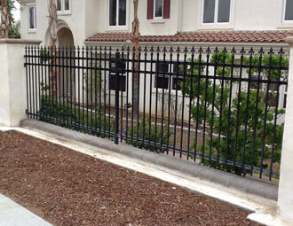 Property Privacy Fencing