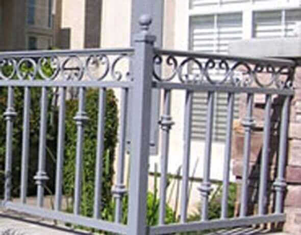 Residential Iron Fencing Expert