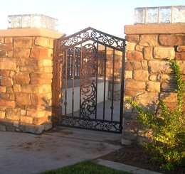 Riverside Iron Gates